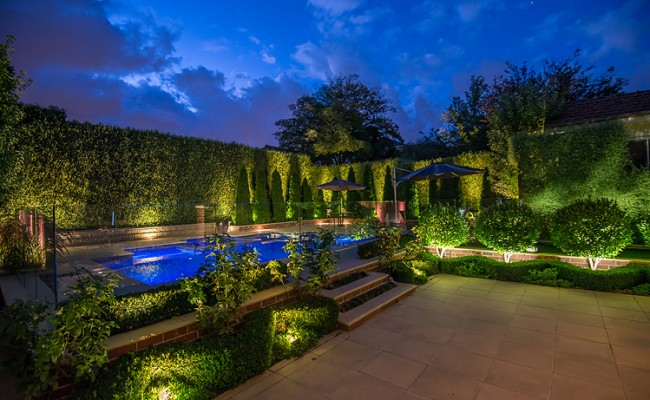 Garden Lighting And Design - Smartelec