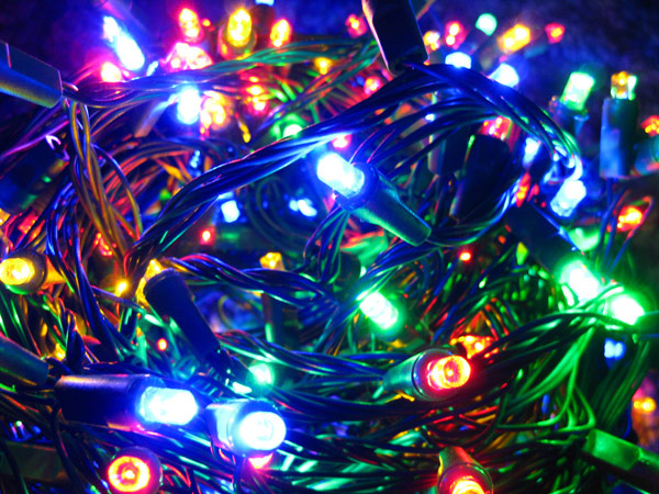 Led Christmas Lights Smartelec